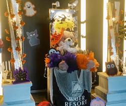 ハロウィン装飾
