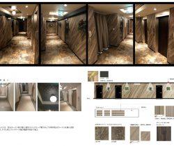 ホテル オーパス 共用部・エレベーター